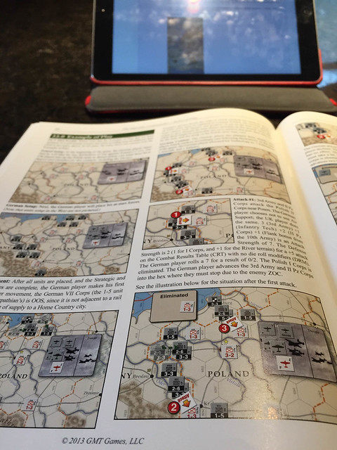 Reading the scenario play-through for The Supreme Commander