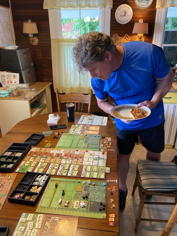 Fields of Arle with Jim